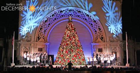 Balboa Park December Nights   A Plus Limos