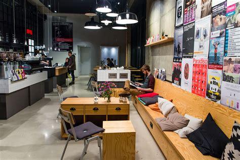 coffee company a high design makeover for amsterdam s coffee company