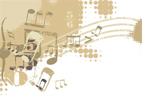 Soft Music Backgrounds Music Templates Free Ppt Backgrounds And Powerpoint Slides Musical Powerpoint Templates