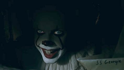 film it clown it trailer pennywise the clown provides more scares