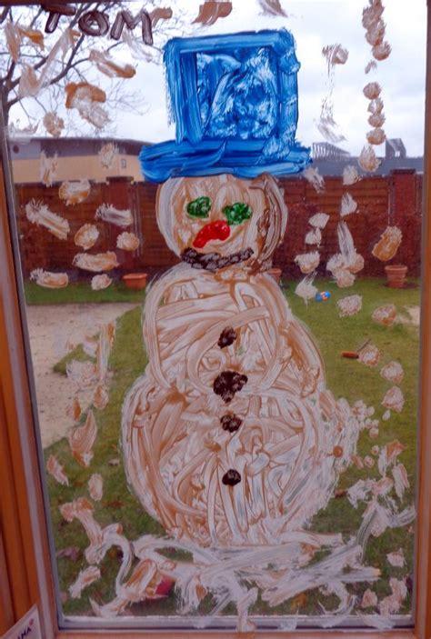 Fensterdeko Weihnachten Fingerfarbe by Fensterdeko Zu Weihnachten 104 Neue Ideen Of Fenster