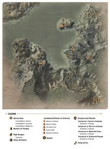 Spoilers dragons age maps locales collections dragonage