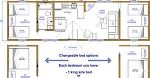 12x32 cabin floor plans two bedrooms click floor plan