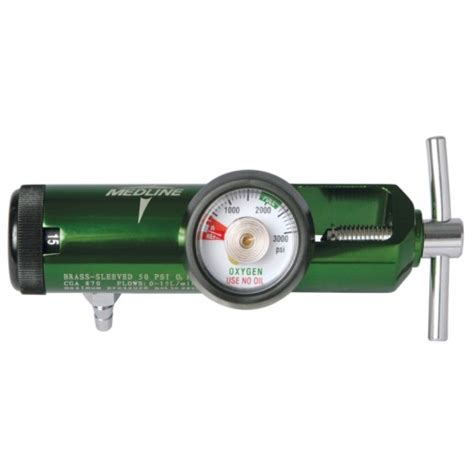 Regulator Oxygen General Care b f oxygen regulator pin index