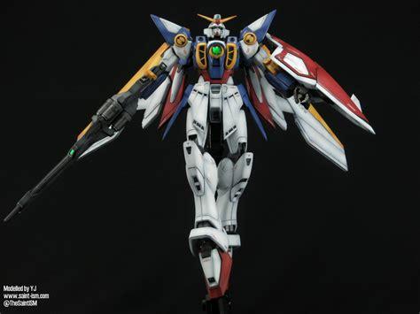 Wing Gundam mg wing gundam ism gaming gunpla digital
