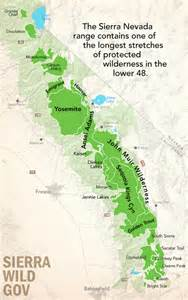 california wilderness areas map wilderness areas of the nevada
