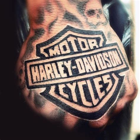 tribal harley davidson tattoos mens logo harley davidson designs