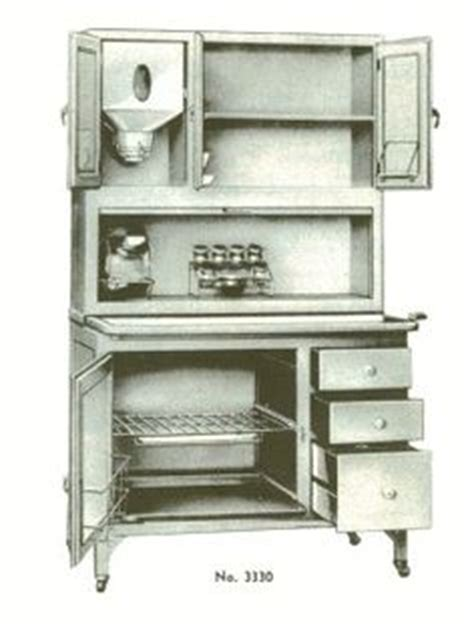 Selling Kitchen Cabinets by Hoosier Cabinet Lower Half