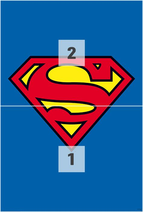 Wall Murals For Teenagers superman logo wall mural buy at europosters