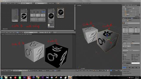 blender tutorial normal map how to use normal maps with nodes in blender internal