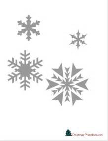 gallery for gt snowflake cut out stencil