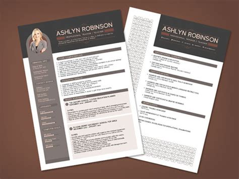 premium resume templates 50 simple creative resume cv design ideas exles