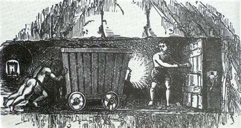 coal mines act child labor in england during the