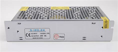 Power Supply Cctv Rs 120w 24v 5a dc universal regulated switching power supply 120w for cctv radio compu ebay