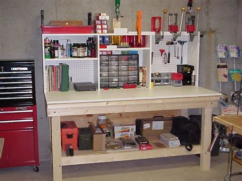 reloading work bench reloading bench project drew s stuff pinterest