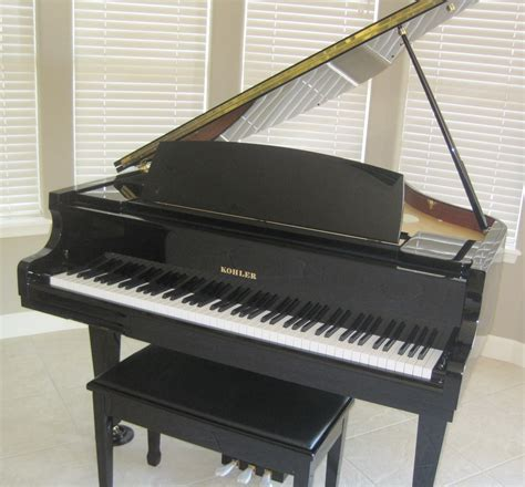Baby Grand Piano by Az Piano Reviews Review Kohler Kd5 Digital Baby Grand