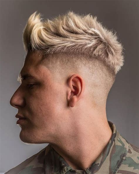 hair cuts for blonde fine hair male best 45 blonde hairstyles for men in 2018
