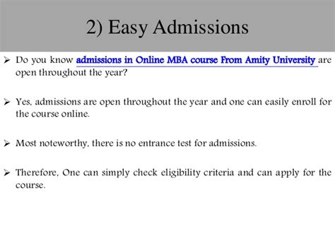 Most Easy Mba Course by 10 Unique Facts Of Distance Mba Course From Amity