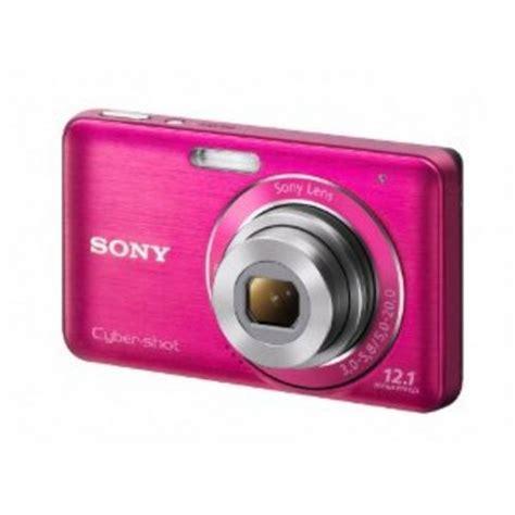 Kamera Digital Sony Cybershot W310 12 1 Mp sony dsc w310 p digital 12 1mp pink