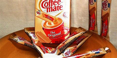 Non Dairy Coffee Creamer Flammable by Five Engineered Foods That Will Survive The Coming Apocalypse