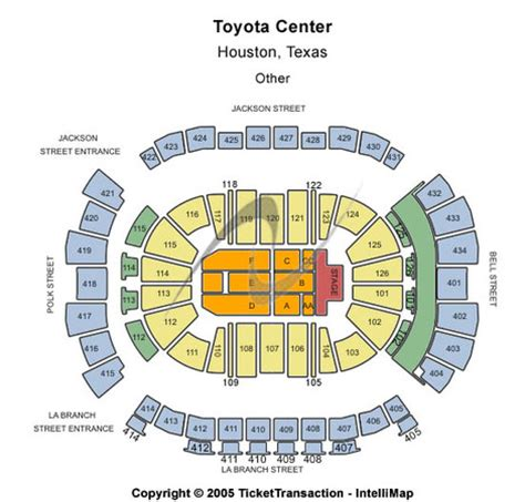 Toyota Center Directions Toyota Center Tickets In Houston Toyota Center