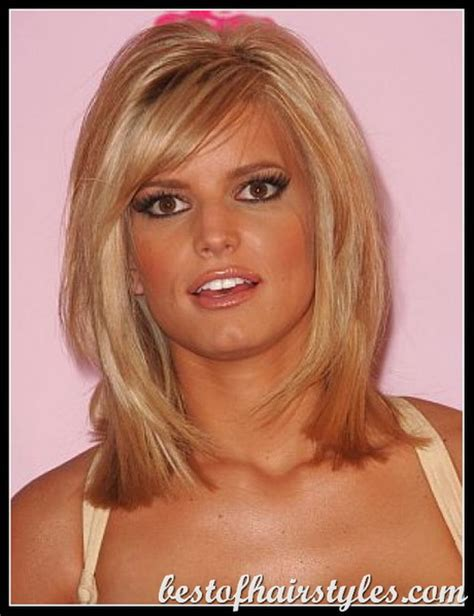 medium hairstyles for thick hair layered medium layered haircuts for thick hair