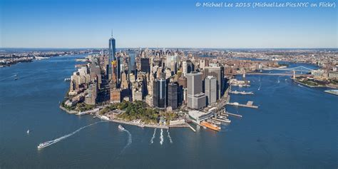 pictures of new aerial new york michael
