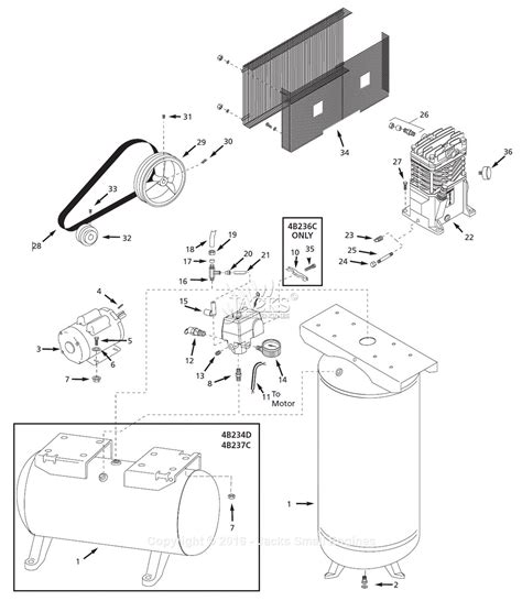 air compressor hook up diagrams air compressor parts diagram 28 cbell hausfeld air