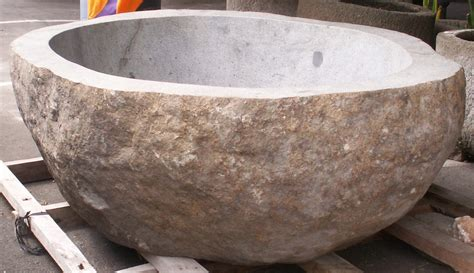 natural stone bathtubs impressive bathroom ideas natural stone tubs