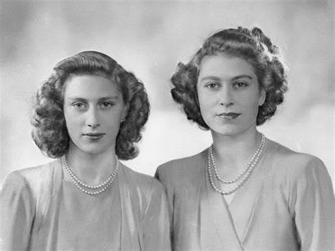 film queen and princess margaret princess margaret and crown princess elizabeth dorothy