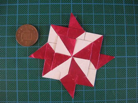 Gum Wrapper Origami - gum wrapper crafts