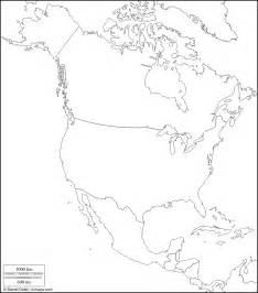 outline map of america notes for slc