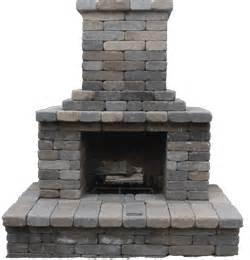 outdoor fireplace kits bbt