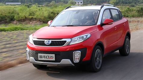 q35 car baic changhe q35 suv 12 000 world automobile china