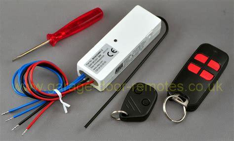 sommer garage door opener homelink remote system upgrade kit for seip garage door