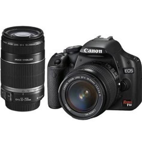 Canon 500d Kit 2 canon eos rebel t1i 500d digital slr kit w ef s 18 55mm f 3 5 5 6 is lens canon ef s 55