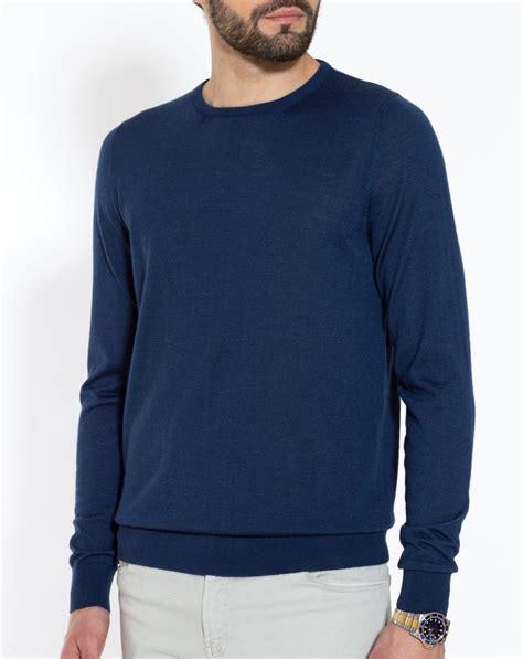 Kaschmir Seide Pullover by Herren Rundhals Pullover Aus Kaschmir Seide Maisoncashmere