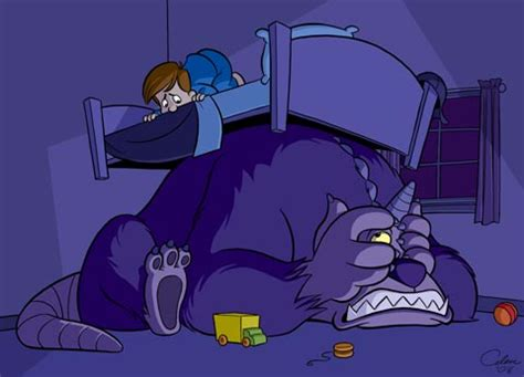monsters under my bed how to deal with a monster infestation pleated jeans