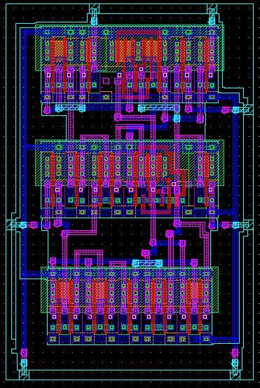 layout design rules cadence cadence 9 automatic placement and routing