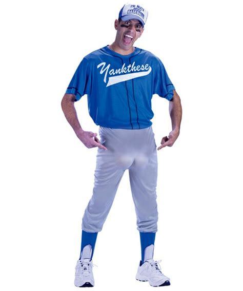 Costume Baseball baseball nut costume