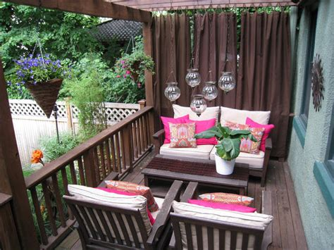 Creating Privacy In Small Backyard by Backyard Privacy Ideas Outdoor Spaces Patio Ideas