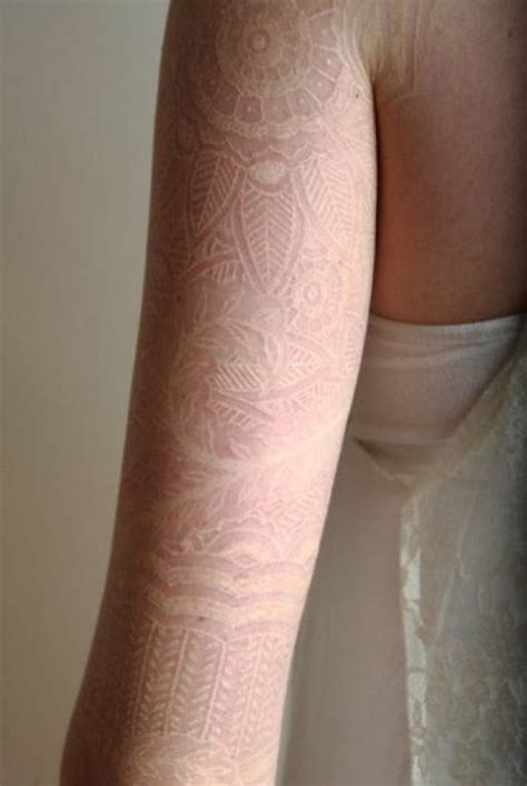 reverse tattoo white tattoos images search