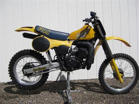 Rm500 Suzuki 1983 Suzuki Rm500 Nv Floater Suzuki Rm Vintage