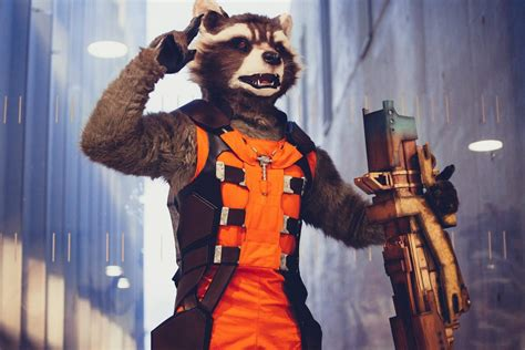 rocket raccoon costume rocket raccoon by shoko