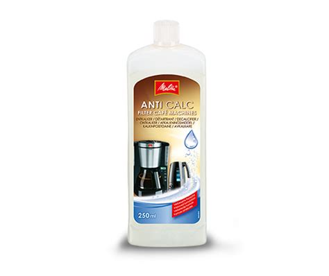ANTI CALC Liquid   Filter coffee makers & water kettles   Melitta