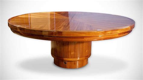 expandable round dining table expandable round dining table by fletcher