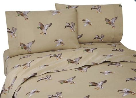 ducks unlimited bedding duck approach sheet set mallard ducks bed sheets twin