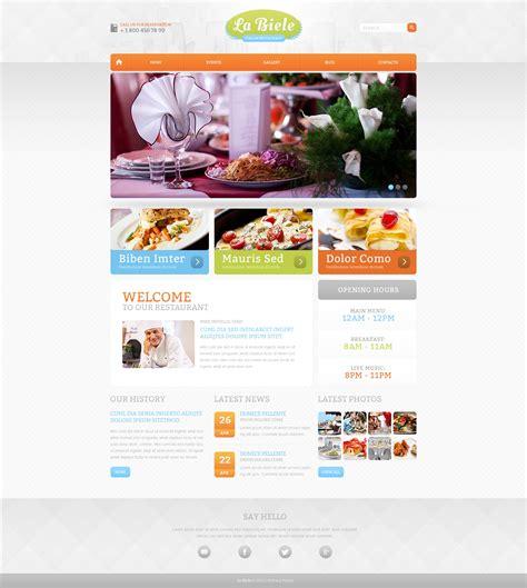 theme drupal restaurant th 232 me drupal 47585 pour restaurant italien