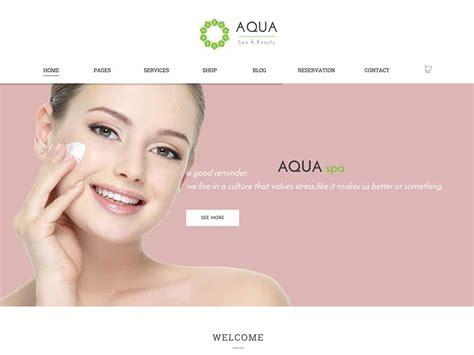 beauty salon website template 45839 45 best spa beauty hair salon wordpress themes 2018
