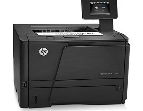 Printer Laserjet Pro 400 M401dn hewlett packard laserjet pro 400 m401dn printer review compare prices buy